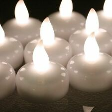Smokeless Floating Candles Lights
