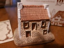 Lilliput Lane 1980's Cottage 7 saint Andrew's square mib with deed very rare