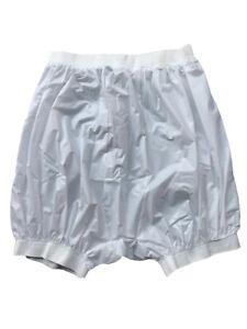 Unisex PVC Comfort Pants Adult Baby New #P012-1,Size:Large