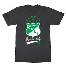 Deportivo Cali de Colombia Futbol Soccer Men's T-Shirt