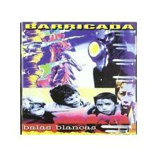 BARRICADA - BALAS BLANCAS [CD]