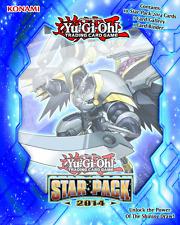 YuGiOh Star Pack 2014 Beginner's Kit New & Sealed