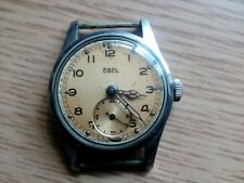 Gents ATP ww2 Military Ebel Watch (451)