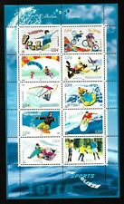 Bloc Feuillet 2004 N°76 Timbres - Collection Jeunesse - Les Sports de Glisse