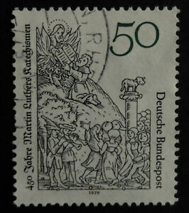 Timbre. Allemagne. n°862. année 1979.