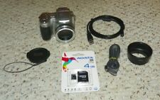 Kodak Easyshare Z650 6.1 MP Digital Camera with 10x Optical Zoom - Silver