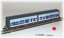 """Hobbytrain 23452 -  Güterwagen - SBB Habils """"Nendaz Wasser"""" Güterwagen"""