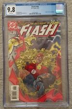 CGC 9.8 DC Comics FLASH #198 (7/03) WP Golden Age Flash app