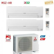 CLIMATIZZATORE INVERTER DUAL 9+12 9000+12000 A++ MITSUBISHI MXZ-2HA40VF R32