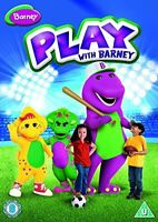 Barney: Play With Barney [DVD][Region 2]