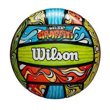 Wilson Ocean Graffiti Volleyball Ball Synthetic Leather