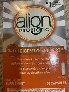 Align Probiotic Supplement Capsule - 56 Count