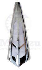 Mutazu Custom Chrome Chin Spoiler Scoop for Harley Touring Models FLH FLT FLTR