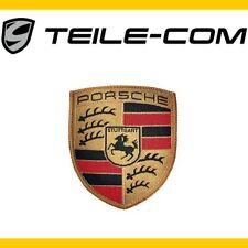 Porsche Stoff Aufnäher FARBIGE Krone WAP10706714