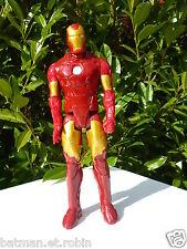 ☺ Figurine Iron Man 29 Cm Marvel Hasbro Année 2013