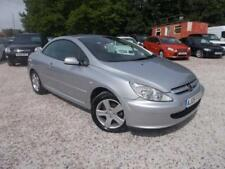 Peugeot 307 Coupe Cars