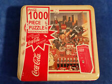 Coca Cola 1000 Pc Puzzle Coke In The City - Coke - Sealed