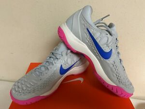 Nike Women's Zoom Cage 3 Tennis Shoe Style #918199 003
