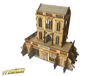 TTCombat - Si-Fi Gothic - SFG031 - Gothic Ruined Servitialis