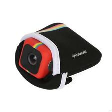 Polaroid Neoprene Pouch for The Polaroid Cube, Cube+ Action Camera - Black