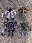 Transformers Movie ROTF Deluxe Lot Of 4 Jazz Landmine Dropkick Breakaway For Sale