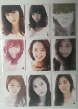 SNSD Star Card Set 5 (Choice of Member)