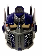Transformers OPTIMUS PRIME Roleplay Full head mask toy Helmet w/ Sound, cosplay,