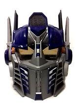Transformers Optimus Prime Roleplay Full Head mask casco giocattolo con Suono, cosplay,