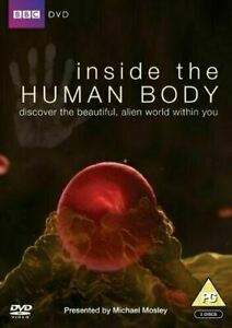 INSIDE THE HUMAN BODY The Complete BBC Series (Region 4) DVD