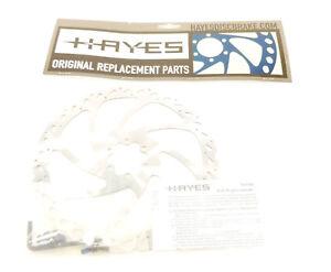 "Hayes V8 Disc Brake Rotor w/ Hardware 8""/203mm"