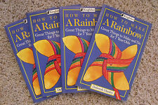 How to Make a Rainbow : Great Things to Make and Do for Seven Year Olds Lot of 4