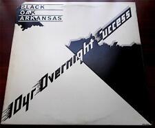 Black Oak Arkansas 10YR Overnight Success 1976  MCA 2224  Hard Rock Viny LP  NM