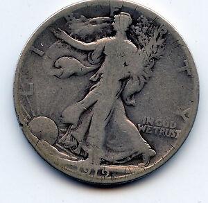 Walking Liberty half 1919-s (SEE PROMO)