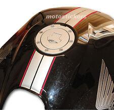 Honda HORNET 2004/6 - fascia adesiva serbatoio bicolore