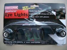 NEW CRAFTSMAN 47708 ILLUMINATOR EYE LIGHTS
