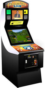 GOLDEN TEE LIVE REPLACEMENT MOTHER BOARD COMPLETE - FACTORY RECERTIFIED
