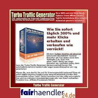 TURBO TRAFFIC GENERATOR INTERNET GELDMASCHINE CASH GEIL MASTER HOMEPAGE GEIL MRR