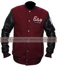 The King Of Rock Elvis Presley in Concert Vintage Real High Quality Wool Jacket.