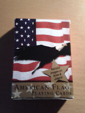 American Flag, Playing Cards von Bicycle ( ungenutzt )