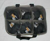 6 Slot Custom Decoy Bag for Mallard, Puddle Duck, Redheads, Standard to Magnum