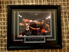 Mike Tyson 'Youngest Heavyweight Champion Spot Colour Photo