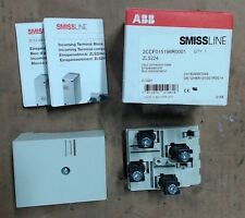 NIB ABB Smissline ZLS224 input connection base 2CCF015196R0001 - 60 day warranty