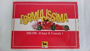 ALBUM FORMULISSIMA AGIP