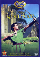 The Story of Robin Hood and His Merrie Men DVD NEW