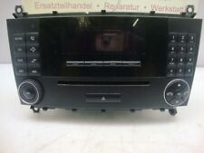 Original CD Player Radio Autoradio A2038703689 Mercedes W203 203K Mod 04-07