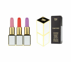 Tom Ford Ultra-Rich Lip Color 0.07Oz/2g New In Box [Choose Your Shade]
