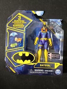 Spin Master 2021 DC Caped Crusader Batgirl - MIP!