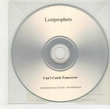 (GU589) Lost Prophets, Can't Catch Tomorrow - DJ CD