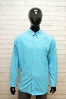 Camicia Uomo Versace Classic V2 Taglia XL Maglia Camicetta Polo Shirt Man Casual