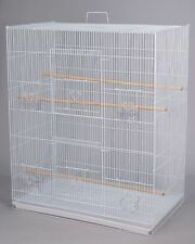 New Large Bird Cockatiel Sugar Glider Finch Parakeet Flight Breeder Cage#404 479